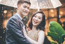 Ricky & Sandra Outdoor Wedding by GoFotoVideo