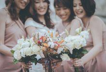 Charles & Santi Wedding by GoFotoVideo