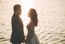 Edward & Lisa Prewedding by GoFotoVideo