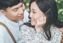 Rully & Fransisca Prewedding by GoFotoVideo