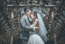Outdoor Wedding of Ryan & Yana by GoFotoVideo