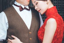 Anderson & Priscilia Prewedding by GoFotoVideo