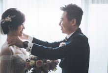 The Wedding of Viona & Andrew Teapai Session by GoFotoVideo