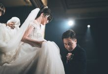 The Wedding Reception of Viona & Andrew by: Gofotovideo by GoFotoVideo