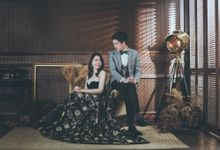 Luis & Carly Prewedding at Studio by GoFotoVideo
