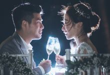 Outdoor Night Wedding Session Part I by Gofotovideo by GoFotoVideo