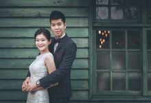 Lisa & Ricky Prewedding by: Gofotovideo by GoFotoVideo