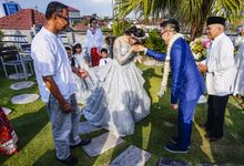 Zendha & Alma Wedding Day by To First Management