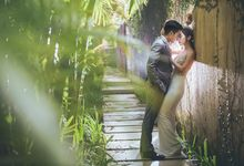 Prewedding of Cliff & Angie at Uluwatu by: Gofotovideo by GoFotoVideo