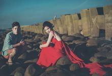 The Prewedding of Yunisa & Roney by GoFotoVideo
