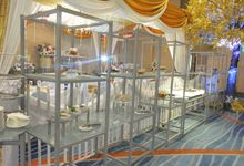 The Wedding of Garry and Windy by HARRIS Convention Hall Summarecon Bekasi