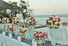 Bali Signature Wedding Decoration by The Asmara Nusa Dua