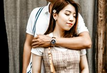 Prewedding of Yosua and Celine by Counting Days Picture
