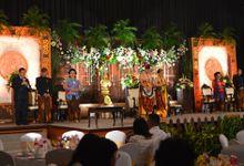 Erik & Rieke Wedding Party by Adhiwangsa Hotel & Convention