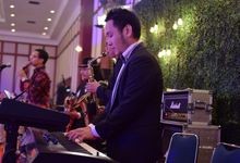 Winda & Angga Wedding At Dhanapala Kemenkeu by Josh & Friends Entertainment