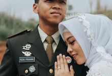 Prewedding Erla & Rizki by Afphotowrk