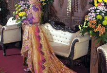 Paes Ageng, Fanessa & Tofan by Az-zahra Professional Wedding Services