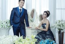 Prewed Photo Dhira And nofa by elinnboend makeup artist