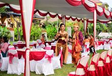 Our Outdoor Garden Venue by Taman Prakerti Bhuana