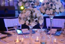 Black & White Party II by Josiah's Catering