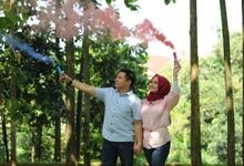 Prewedding Aisya & Aryo by Post Photo