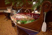 Wedding Tyas & Toni by Sonokembang Catering