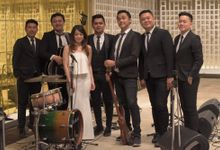 The Wedding Of Yohan & Ditta by Venus Entertainment
