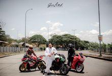 Akad Aldy & Winda by garlick photo
