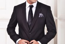 Black Suit by ARLO Tailor