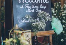 Wedding Indra & Refina by Harum Manis Indonesian Restaurant