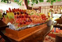 Wedding of Hani & Alavi by Sonokembang Catering
