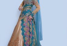 Pemotretan Kebaya Ayok Dwipancara by Az-zahra Professional Wedding Services