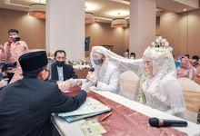 The Wedding of Adi & Nia by Halaman Tiga Project