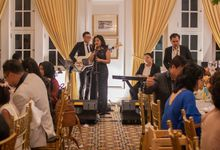 MC & Band for Melvin Hade & Kinta Kristina by Demas Ryan & Lasting Moments Entertainment