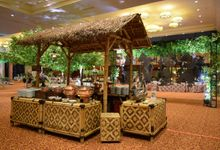 Wedding of Tamy & Akmal by Sonokembang Catering