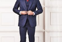 Blue Suit by ARLO Tailor