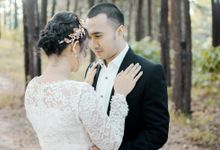 Prewedding Ikhe & Candra by photolazuardi