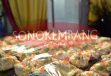 Wedding of Gina & Wahyu by Sonokembang Catering