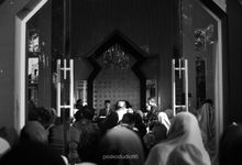 Fatimah & dr Eka Wedding Day by Posko Studio 86