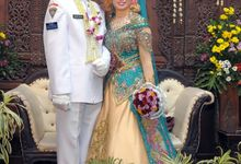 The Wedding of Yenny and Yahya by Az-zahra Professional Wedding Services