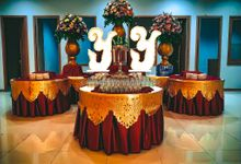 Wedding Party At Function Hall Bekasi Junction by Bara Catering & WO
