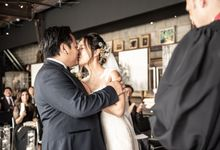 Niseko Wedding in winter by LANDRESS WEDDING