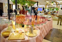 Wedding of Resti & Agit by Sonokembang Catering