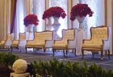 The Wedding of Andri & Ririn by HARRIS Convention Hall Summarecon Bekasi