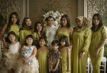 WEDDING DWISNA & RINA by Kashmir.inc