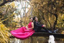 Ivan & Icha prewedding by eternity photoworks
