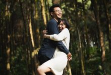 The Pre-Wedding of Amiko & Rizal by EdgeLight Production