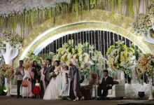 Prada & Kristin Wedding Party by Adhiwangsa Hotel & Convention