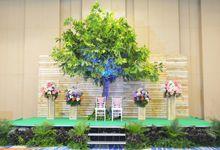 The Wedding of Aldo & Febri by HARRIS Convention Hall Summarecon Bekasi