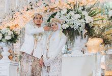 Mufidah & Grimaldi Wedding by Kalimasada Photography